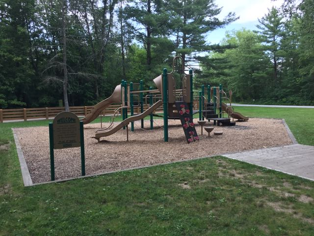 Playground at Battelle Darby Creek